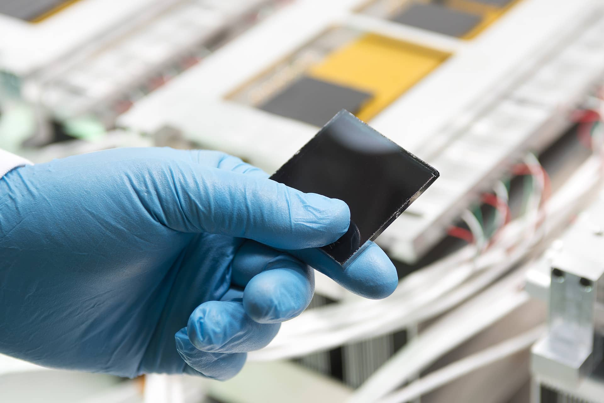 First-Solar First Solar Reaches New CdTe Thin-Film Efficiency Record