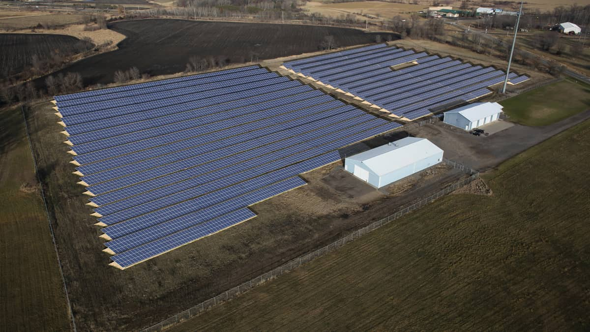 Great-River-Energy-Coops-Partner Co-Ops Partner On 2.25 MW Solar Project In Minnesota