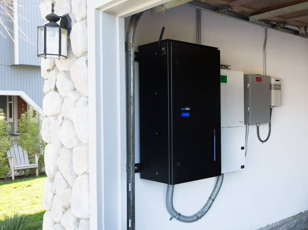 JuiceBox JuiceBox, Simmitri Offer Energy Storage To Silicon Valley Solar Customers