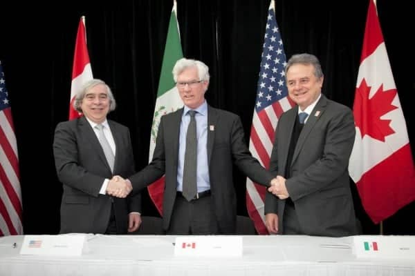MOU North American Countries Collaborate On Future Of Energy