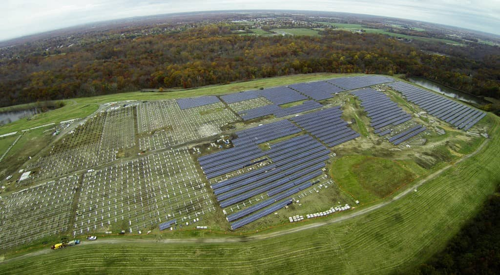 PSEG-aerial-1024x564 PSE&G Completes Its Largest Solar Project To Date
