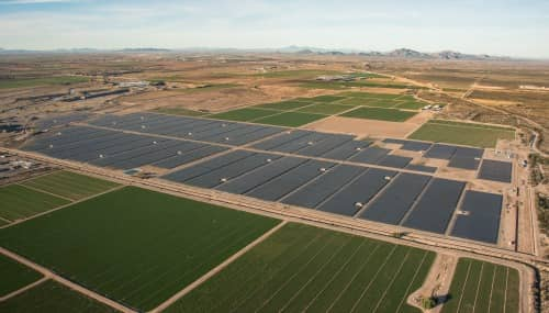 SPower sPower Completes 45 MW Sandstone Solar Project In Arizona