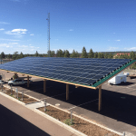 Sun Valley Solar Solutions Builds Array At Arizona Co-op's HQ