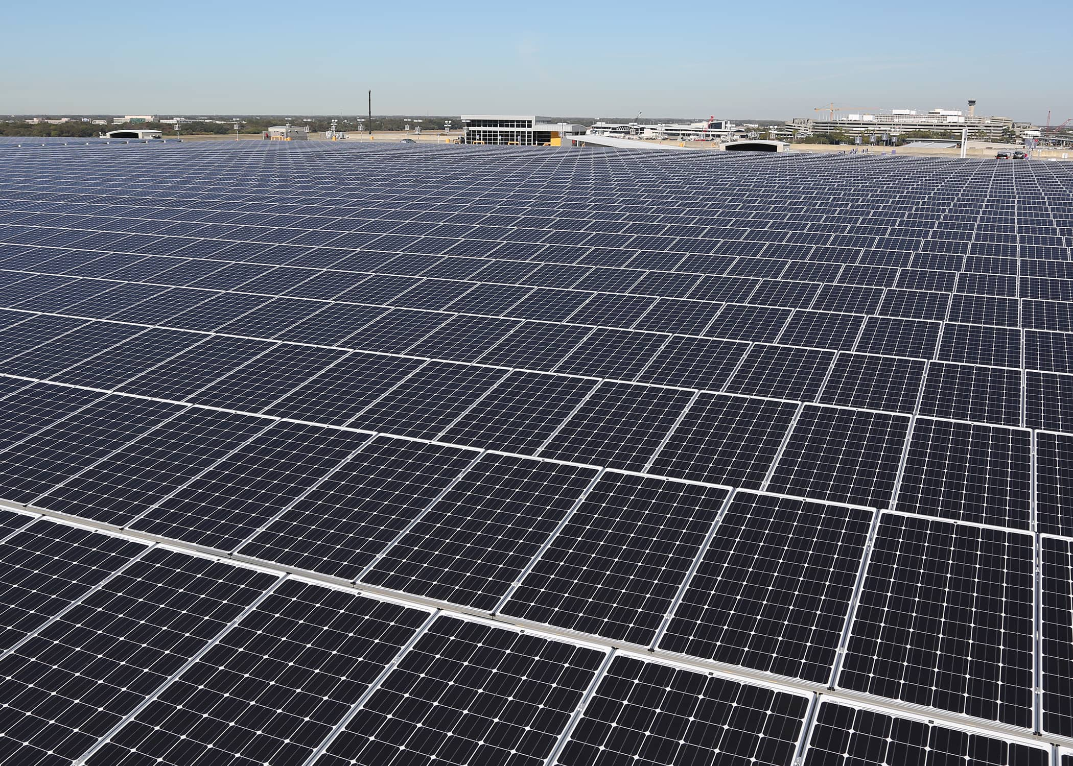 Tampa electric 2 mw airport array just the beginning of for Solar plans