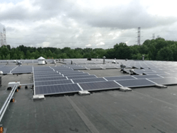 allied Allied Old English Expects Savings With HQ Solar Project