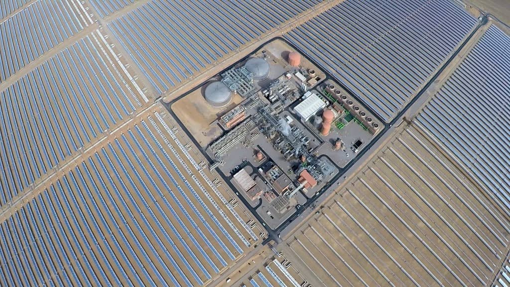 marocco-2-1024x576 Morocco Inaugurates First Phase Of Huge Solar Project