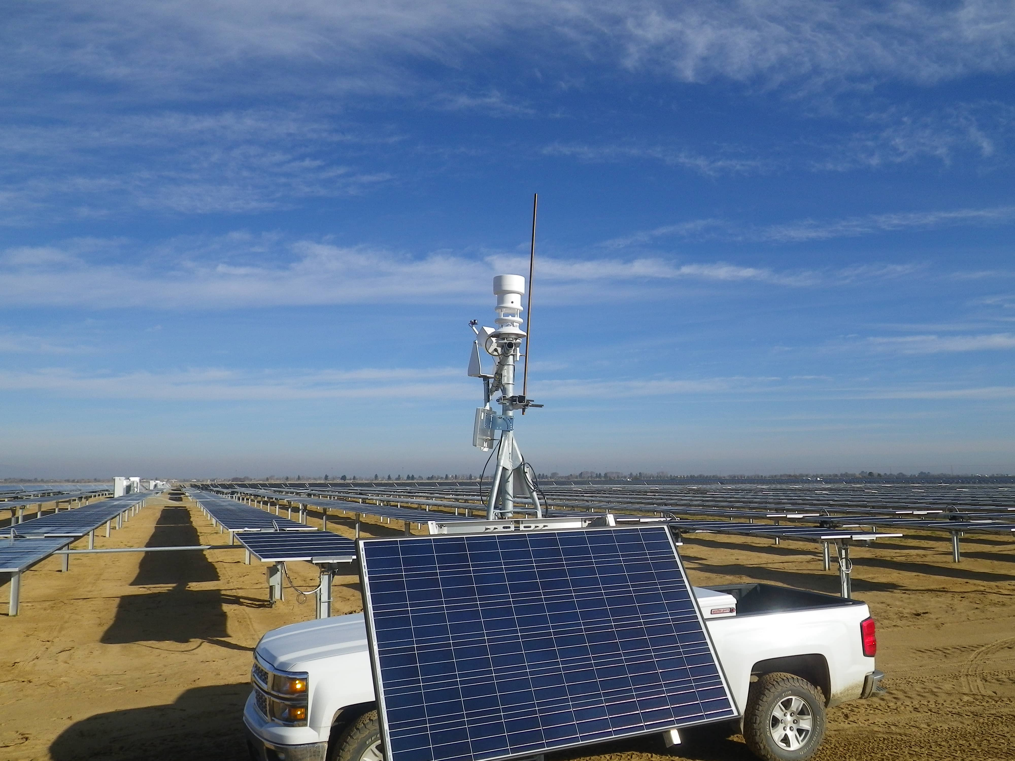 NRG-1 20 MW Solar Project Goes Online In Southern California