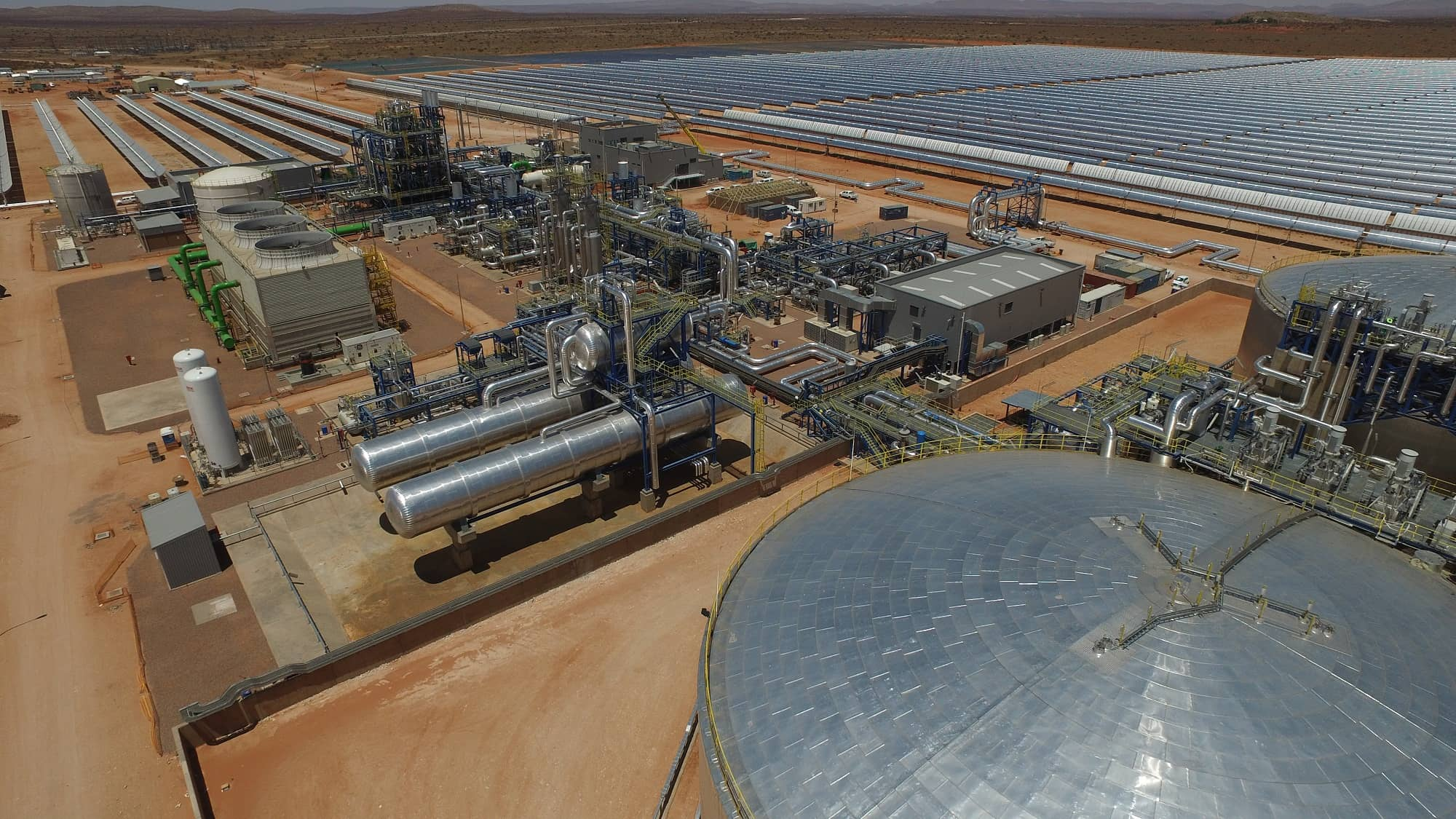 South-Africa-CSP-2 50 MW CSP Project Goes Online In South Africa