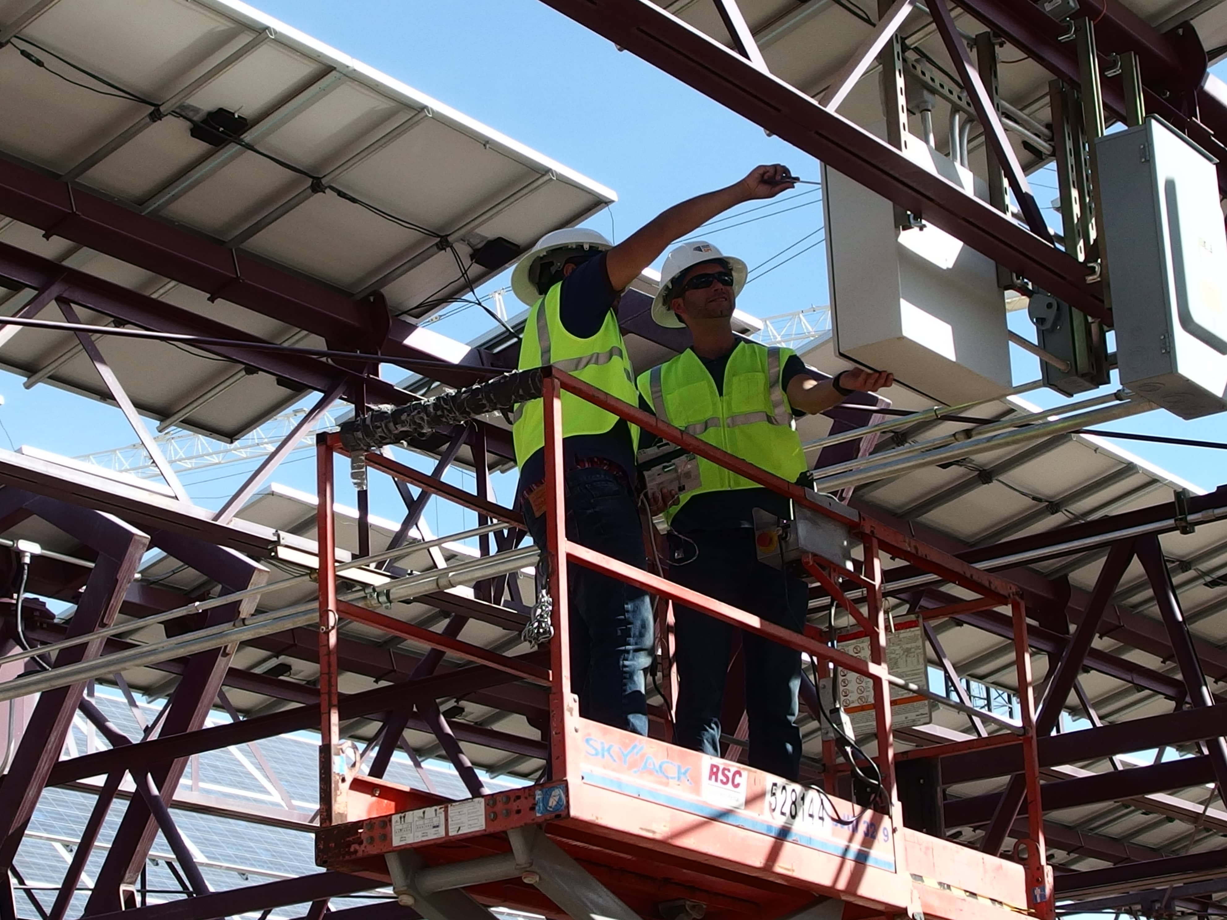 SunLink SunLink Handles Solar O&M At Arizona State University