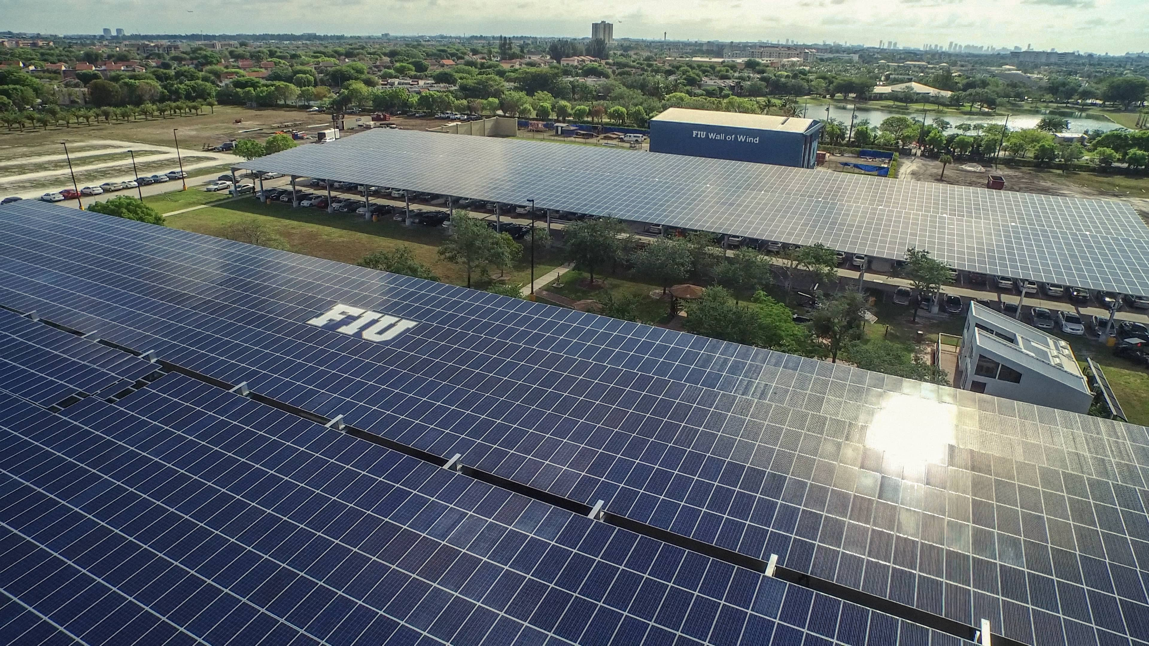 FPL University And Utility Team Up On Solar Research In Florida