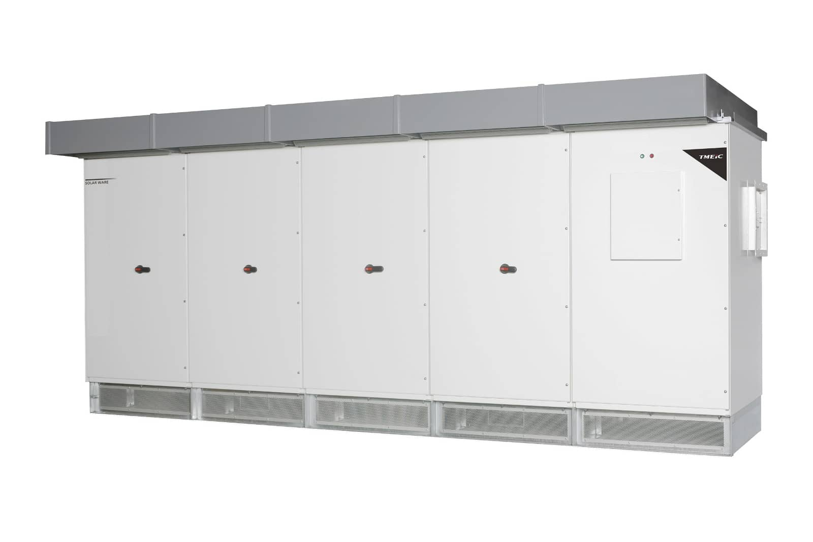 TMEIC TMEIC Supplying New 1,500 V Inverters For 30 MW Colo. Project