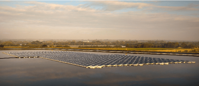Floating-PV French Floating Solar Company Sets Up Shop In U.S.