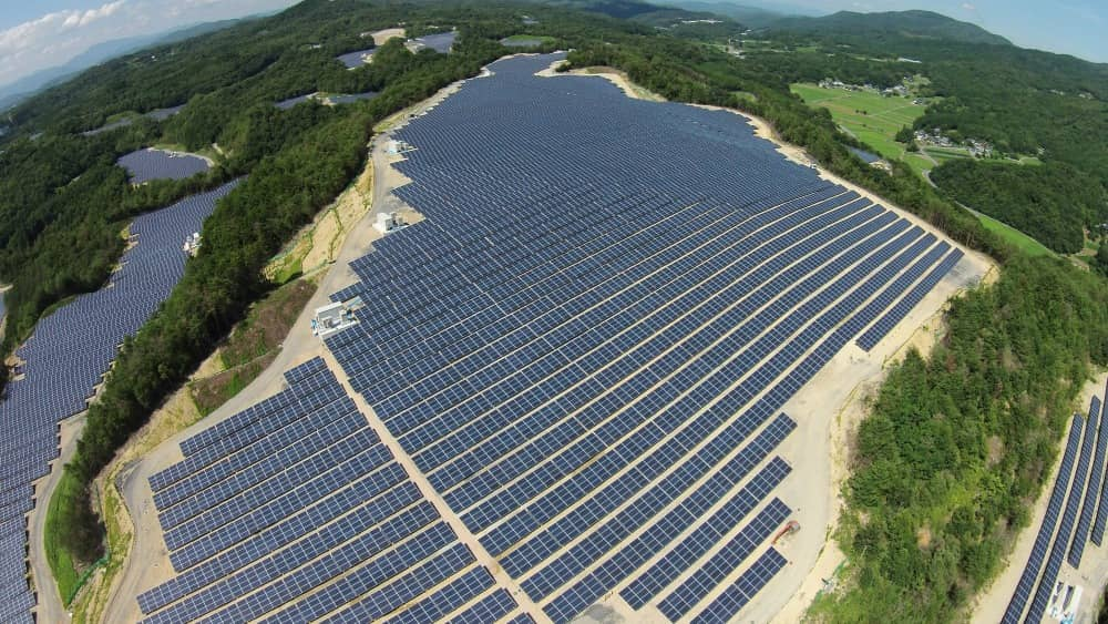 GE GE Energy Financial Services, Virginia Solar Group Complete 'Mega' Japanese Project