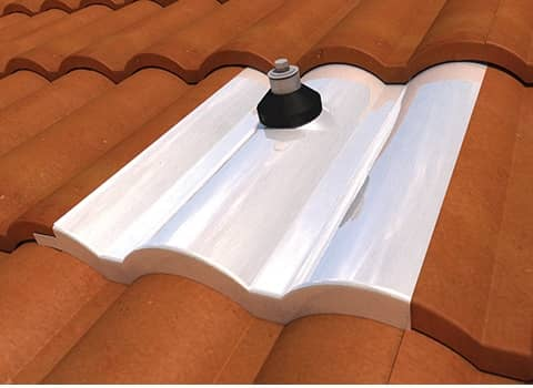 Quick-Mount Quick Mount PV Unveils Product For Solar On Tile Roofs