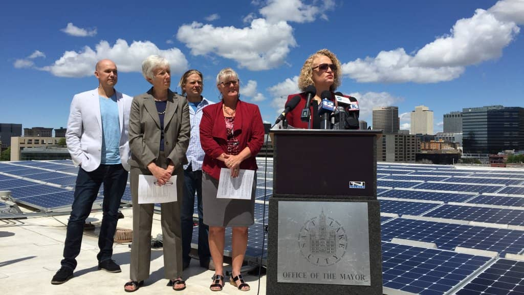 SLC Salt Lake City To Double Municipal Solar Power