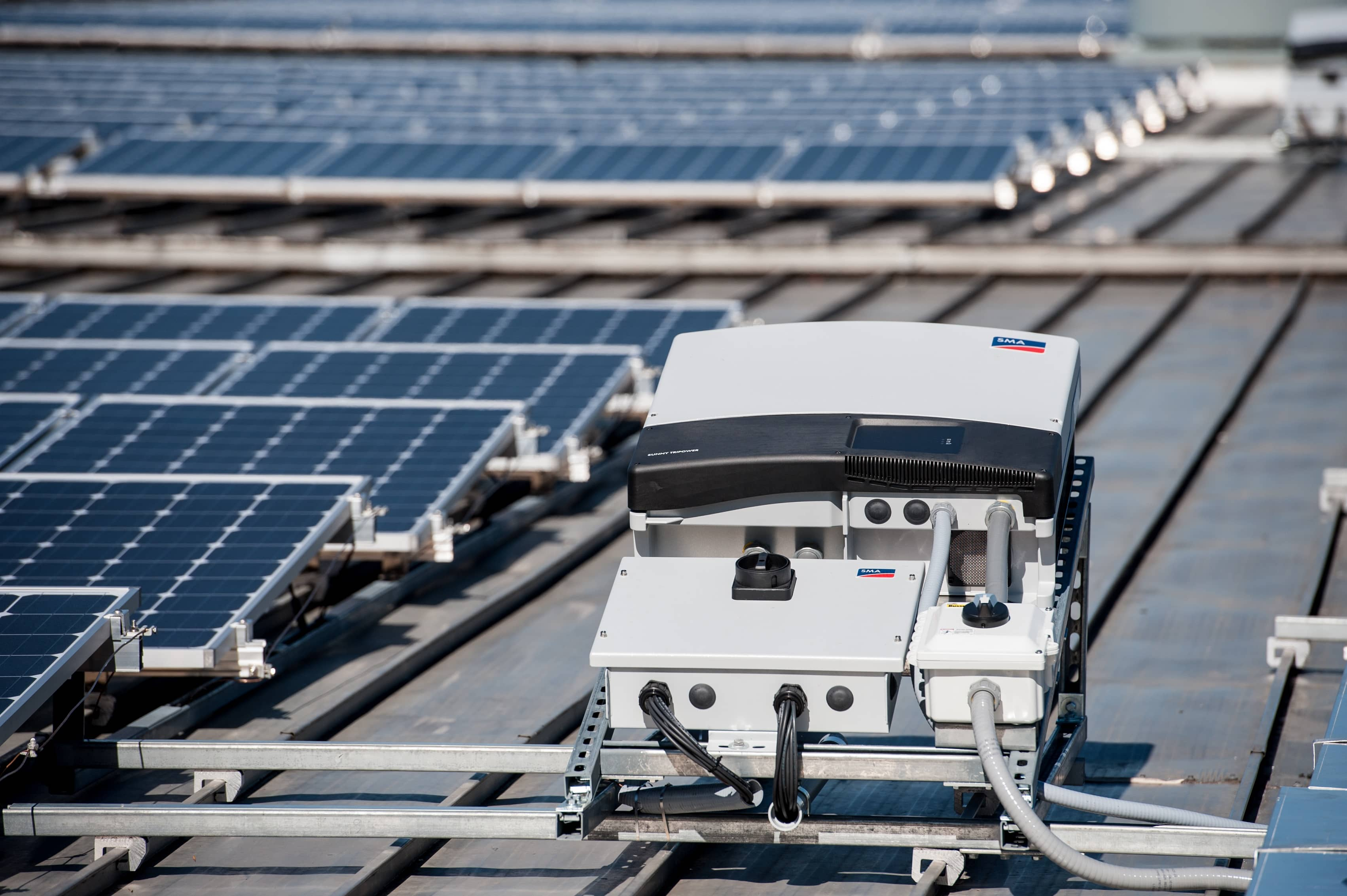 Shaw-Industries SMA Remains Top PV Inverter Supplier In 2015, But Competition Increases