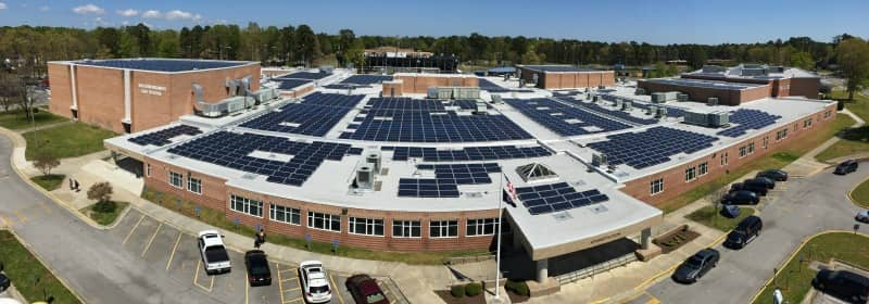 Virginia-Courtesy-of-Dominion Standard Solar Installs 1 MW Virginia Rooftop Array