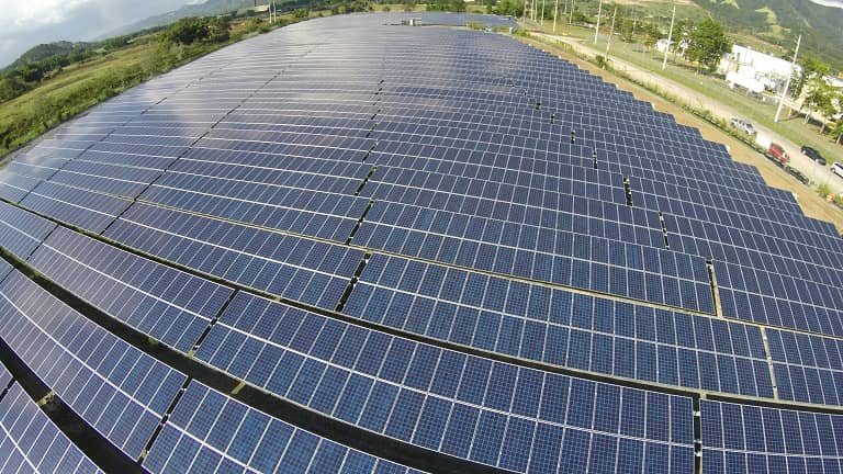 AET AET Provides Solar Racking For 5 MW Puerto Rican Project