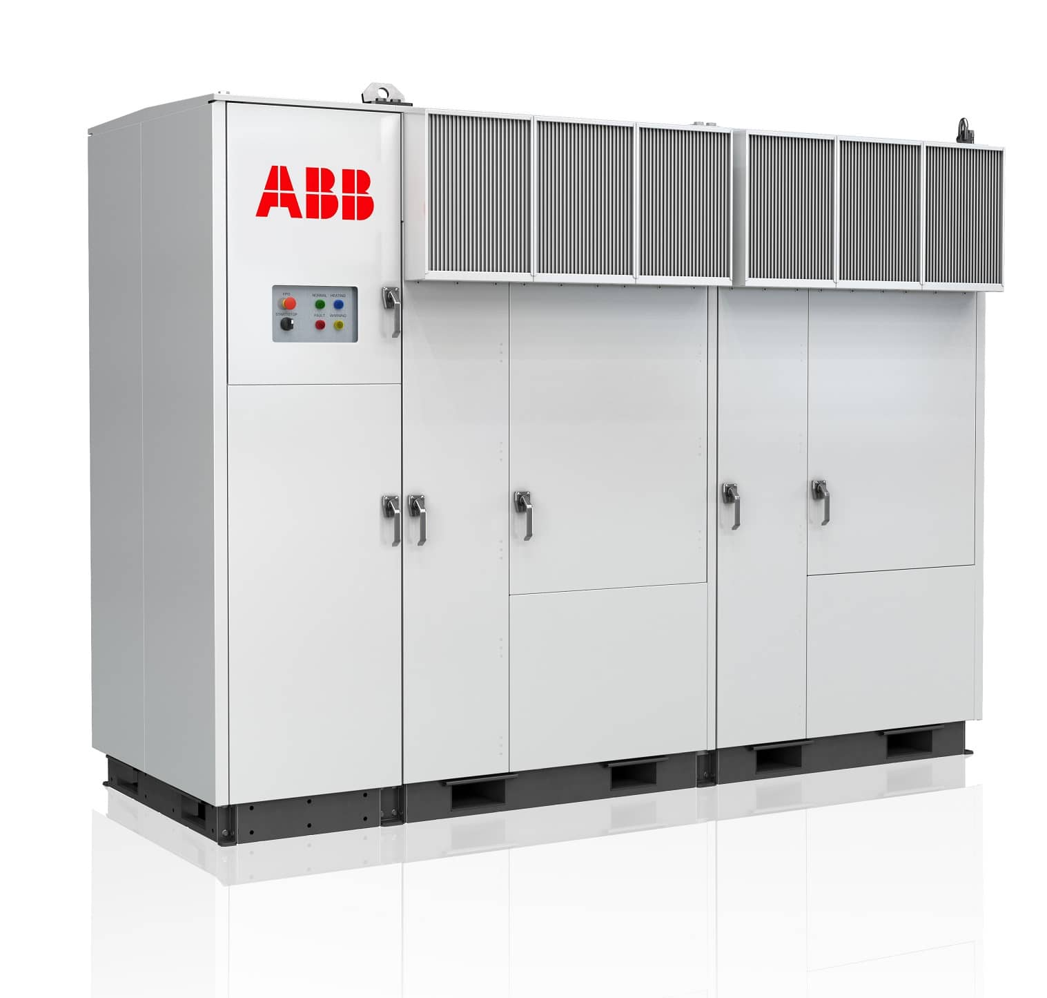 abb ABB Links Massive Solar Project To Indian Grid