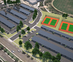 Baker To Build Solar Carports For Cathedral Catholic High School