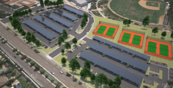 baker Baker To Build Solar Carports For Cathedral Catholic High School
