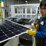 SunPower Breaks Efficiency Record For Silicon Solar Panel