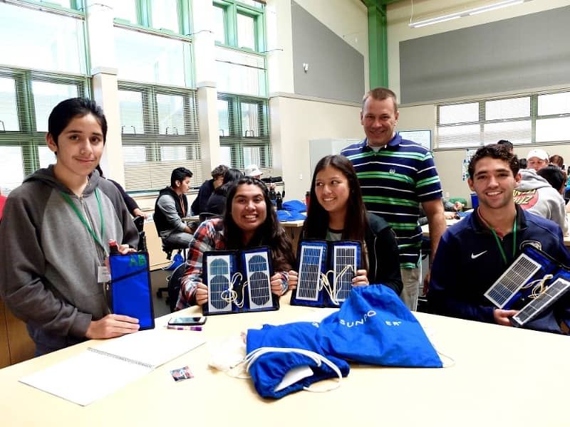 sunpower Calif. Students Sign Up To Learn About Solar This Summer