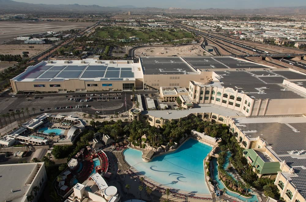 20160608_nrg_mandalay_bay_0055 MGM Resorts And NRG Complete U.S.' Largest Rooftop Solar Project