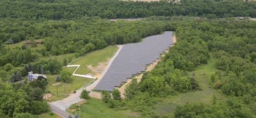 Stewarts State-Backed Solar Project Offsets Power For Stewart's Shops