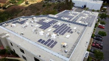 Vanguard_Industries_2 SoCal Military Insignia Distributor Adds Rooftop, Carport Solar