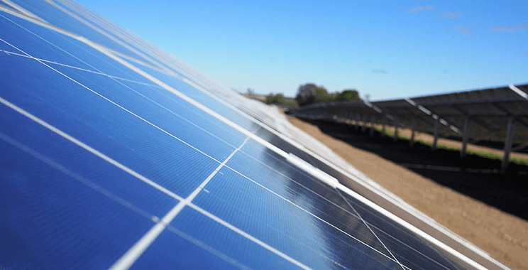 ground-mount-panels UGE Secures Contract To Design, Develop Solar Project In Ontario