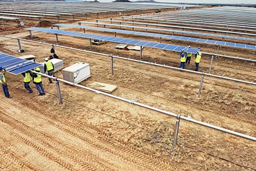 Array-Technologies RES And ATI Partner On Texas Solar Project