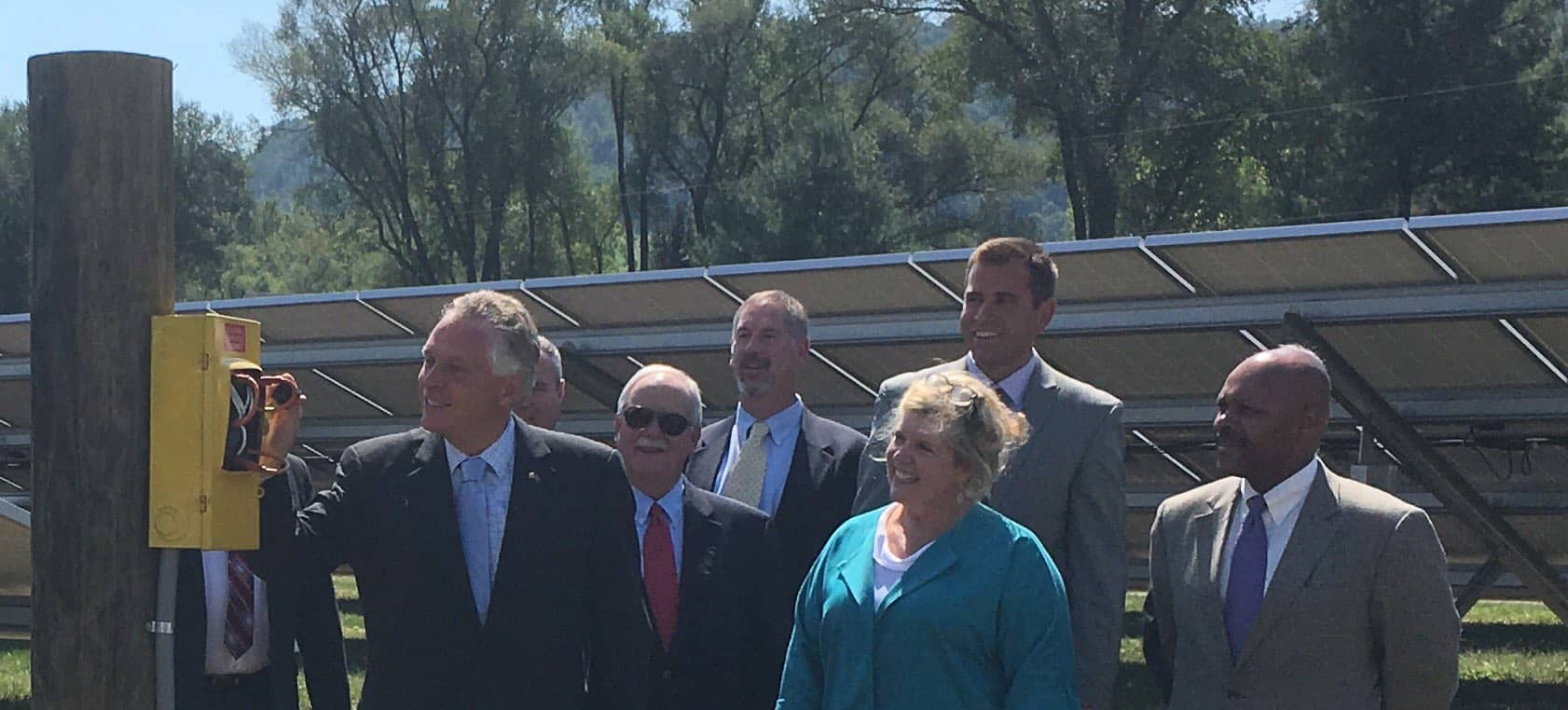 BARC-Electric Virginia's First Community Solar Project Goes Online