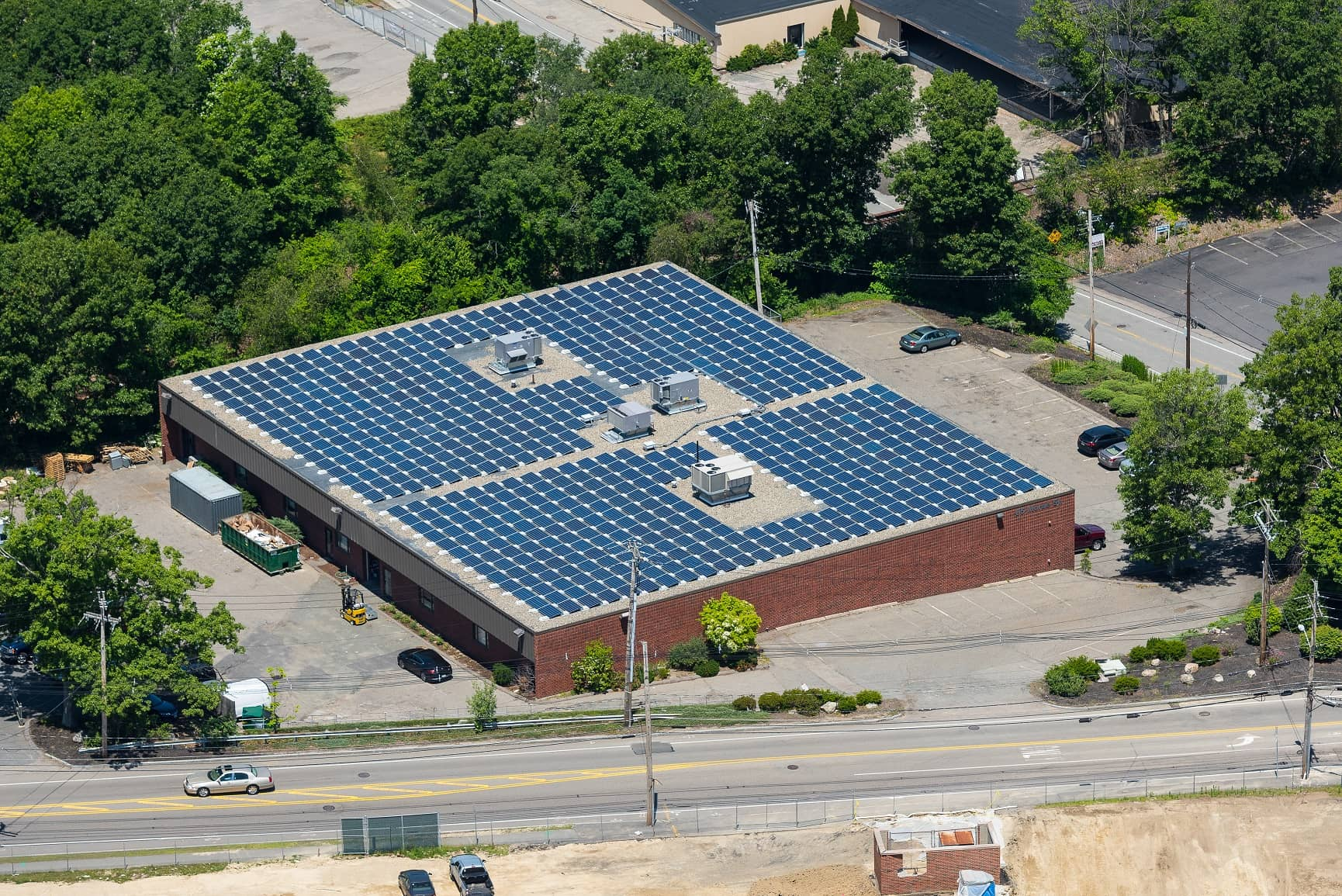 Gaston Gaston Electrical Installs Rooftop Solar At HQ
