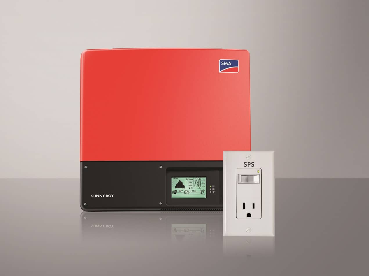 Sunny-Boy SMA Achieves UL 1741 SA Certification For Smart Solar Inverters
