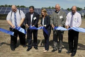 ConEdison Development Westfield, MA Solar Dedication Ceremony, Tuesday, Sept. 20, 2016.
