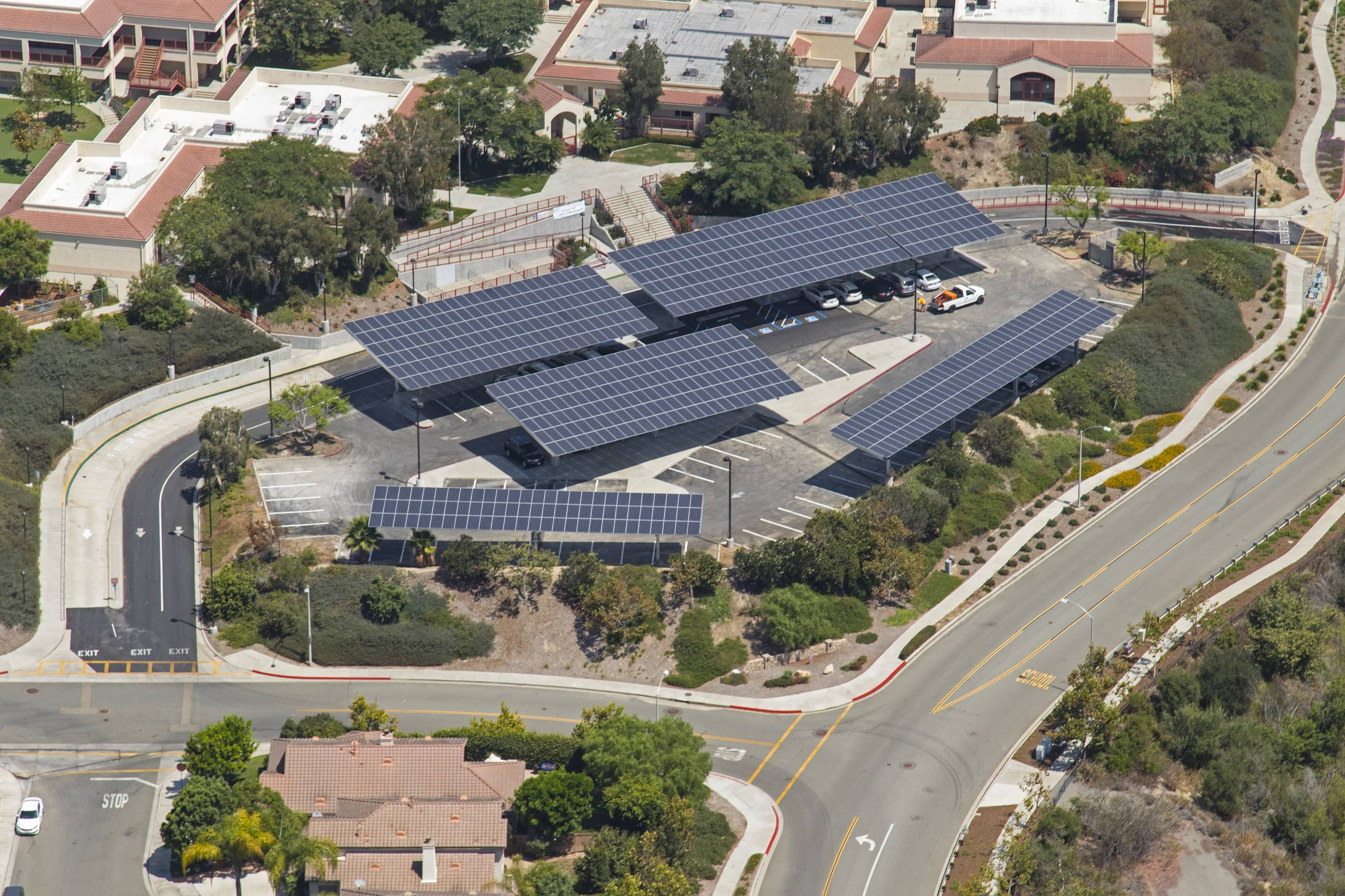 El-Camino School District Sees Solar As 'Much More' Than Just Savings