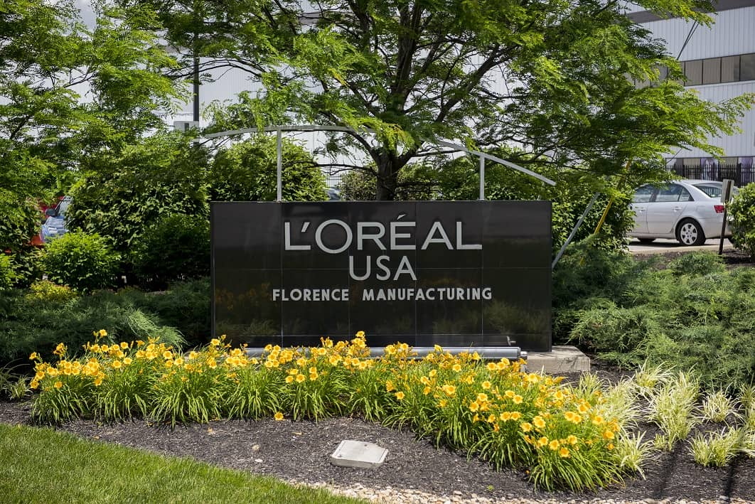 Loreal L'Oreal USA Turns To Solar To Exceed Environmental Goal