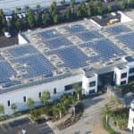 Mitsubishi Electric Powers U.S. HQ With Its Own Solar Modules