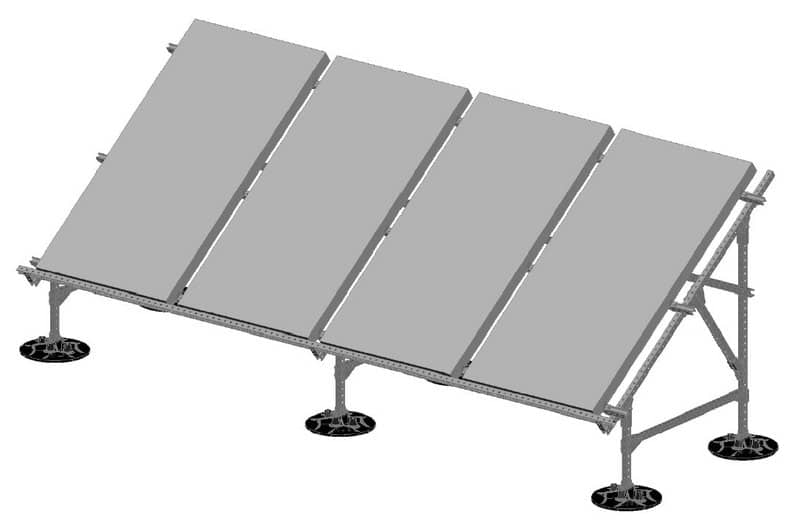 php Rooftop Equipment Provider PHP Launches Solar Mounting System