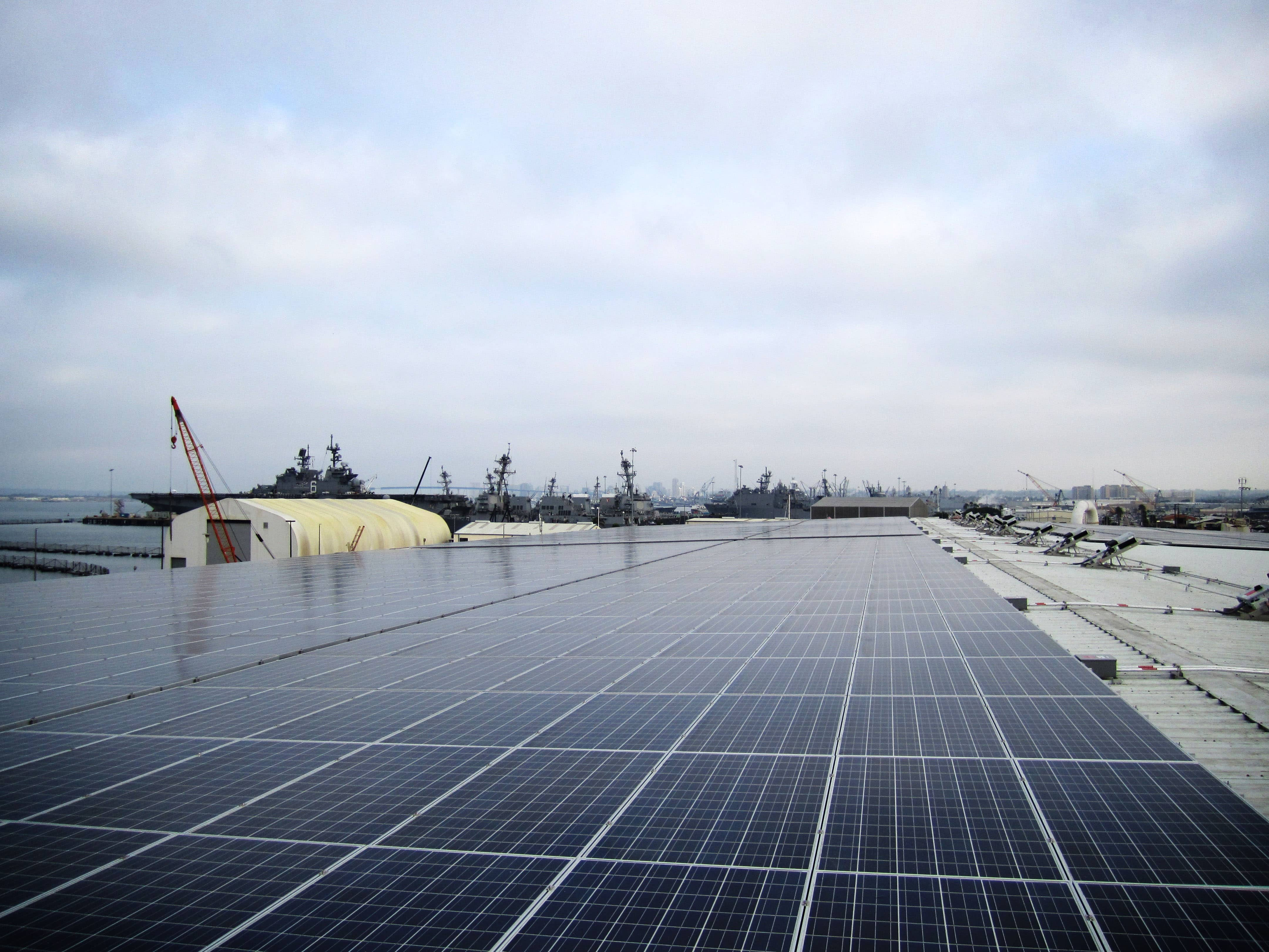 Baker Boat Builder: 'We Chose To Do The Right Thing' By Going Solar