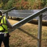 Solar Project Under Way At Former Coal-Fired Plant