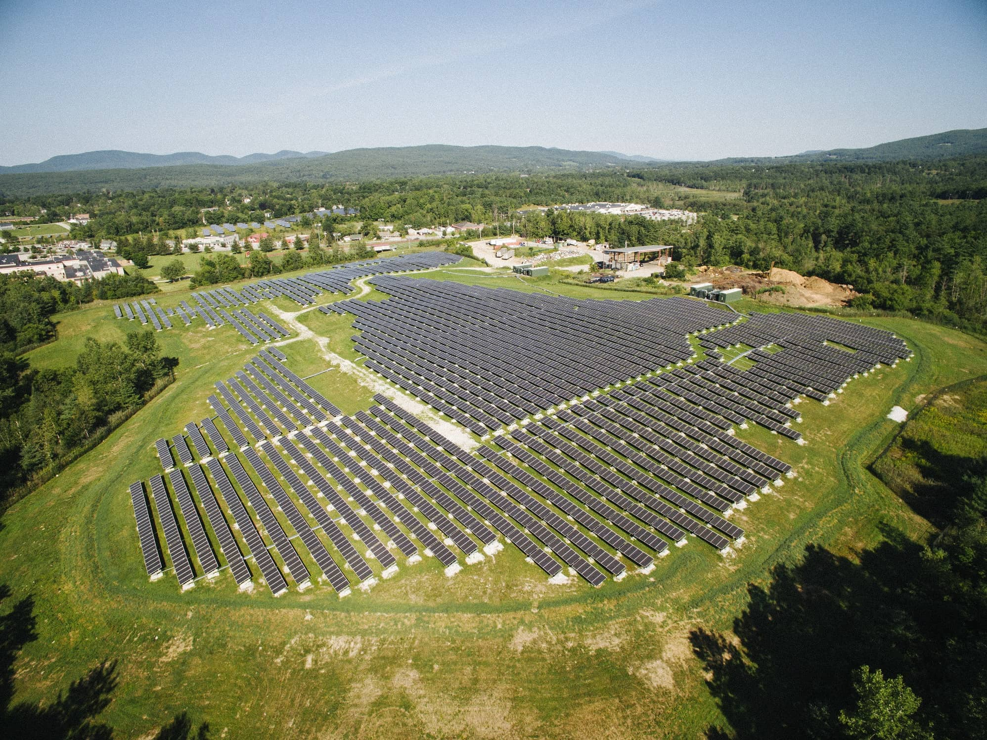 GMP Vt. Utility Uses Solar Storage Project To Reduce Peak Demand