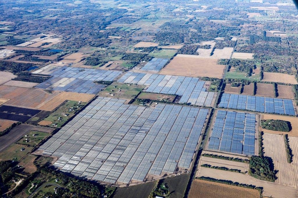 Midwest-1 Construction Wraps Up On Midwest Solar Giant