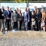 Officials Break Ground On Large Energy Storage Project In Mass.