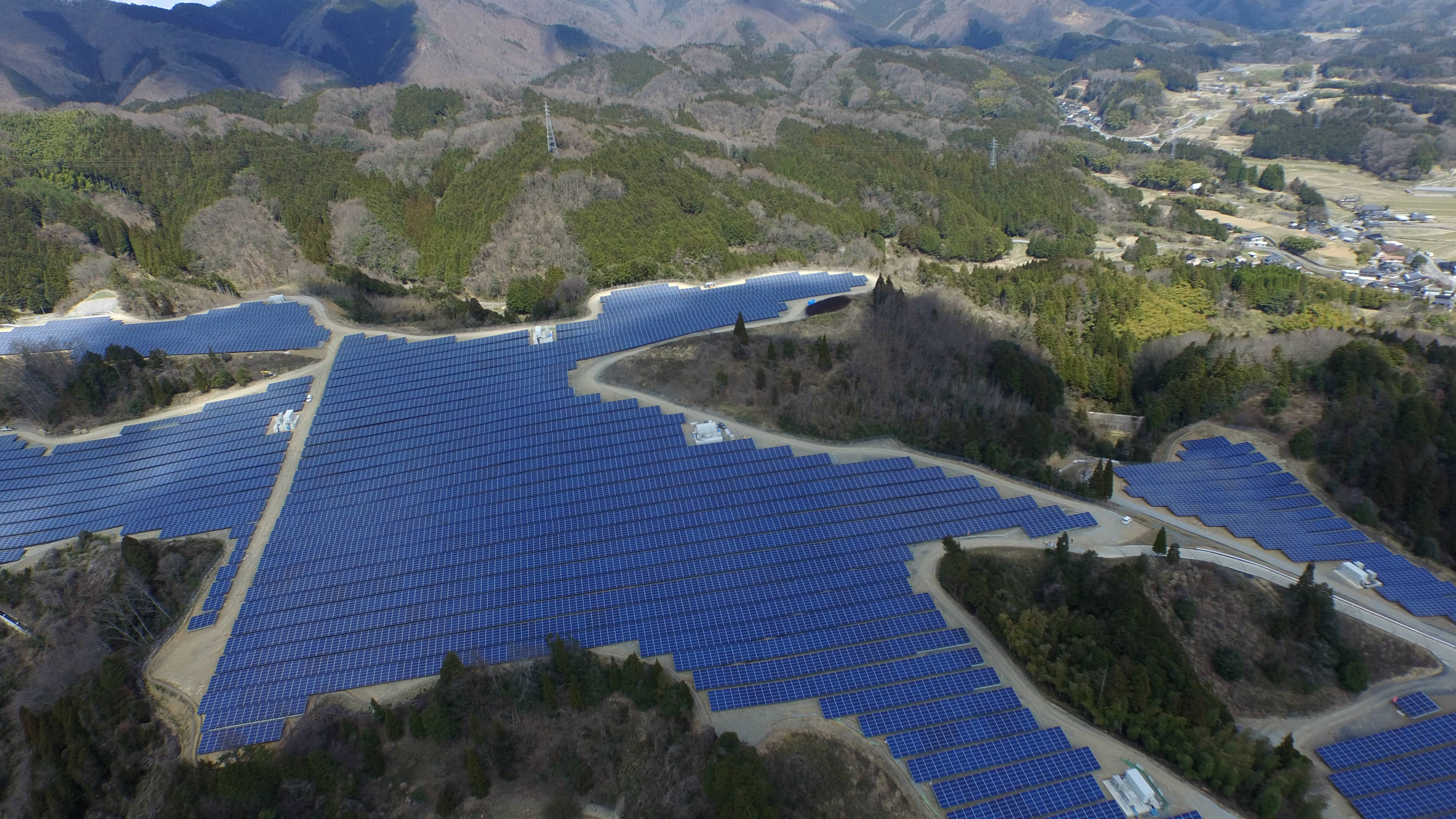 ge GE Unit, Virginia Solar Group Complete 42 MW Japanese Project