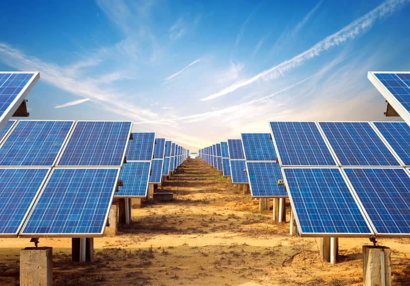 iStock_39905150_SMALL DOE: Loan Program Paved The Way For Utility-Scale Solar