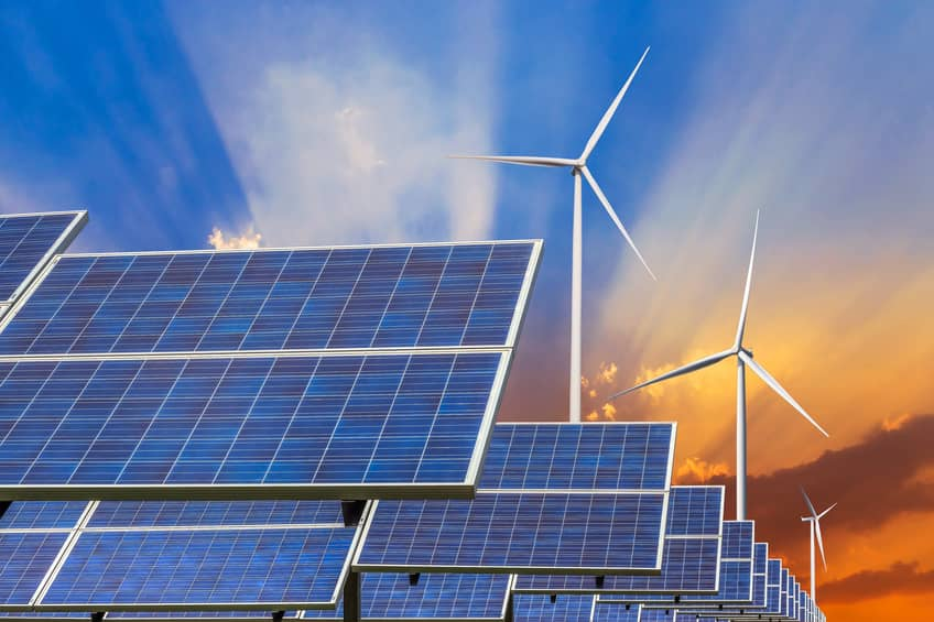 iStock_78363531_SMALL2 Study: Solar, Wind Could Make Up 39% Of Global Power By 2060