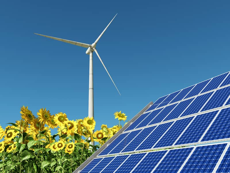 iStock_92911497_SMALL1 IEA Increases Renewable Energy Forecast Amid Record Growth