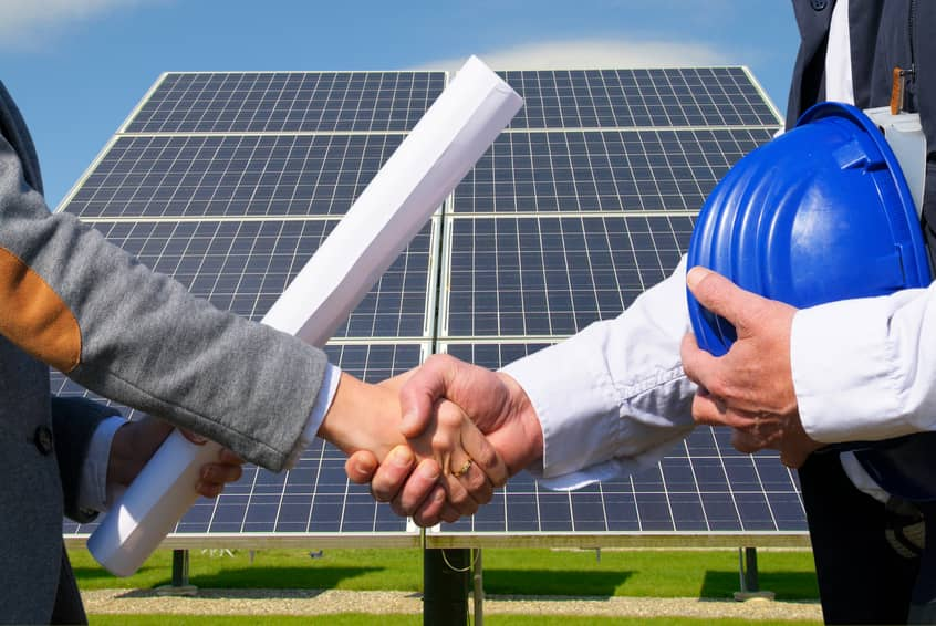iStock_77517755_SMALL Investment Fund Acquires Two California Projects From SunPower